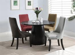 contemporary dining tables set