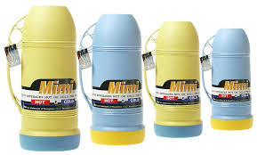 <b>Термос Mimi</b> PNF100 <b>1 л</b> желтый/зеленый/голубой купить, цены в ...
