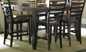 dining set counter height  dining table homelegance adrienne lynn counter height dining table co