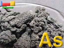 Image result for Total arsenic is commonly assumed to be a pure metalloid form