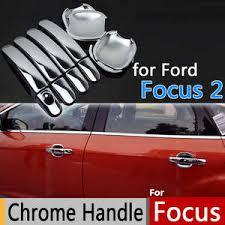 Выгодная цена на Ford focus 2 <b>chrome</b> door handle cover ...