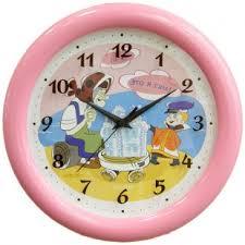 Детские <b>настенные часы Салют</b> с бесшумным ходом