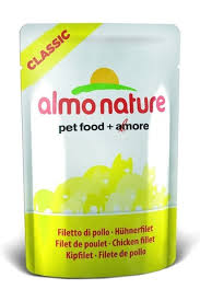 <b>Паучи Almo Nature Classic</b> Nature - Chicken Fillet