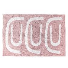 <b>Коврик для ванной Go</b> Round цвета пыльной розы — купить по ...