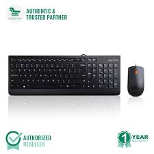 <b>Lenovo 300 USB Combo</b> Keyboard & Mouse | Shopee Philippines
