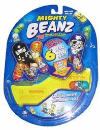 Mighty Beanz Series 2 (6-Pack): Toys & Games - Amazon.com