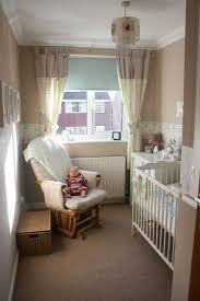 small gender neutral nursery crib dresserchanger and rocker baby nursery ideas small