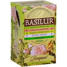 <b>Чай Basilur</b> картон пакет <b>Букет Ассорти</b> 25 пак (саше) цена в ...
