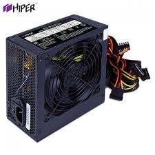 PC Power Supplies <b>HIPER HPA</b> 550 Computer Office Components ...