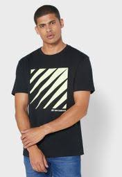 Buy New Balance Black <b>Sportstyle Optiks T</b>-shirt for Men in Riyadh ...