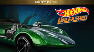 <b>HOT WHEELS</b> UNLEASHED™