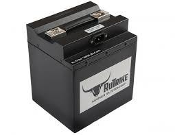 <b>Литиевый</b> тяговый <b>аккумулятор RUTRIKE</b> 18650 MnCoNi 48V24A ...