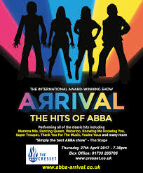 """<b>Abba</b> - <b>Arrival</b> ® The Hits Of Abba on Twitter: """"Join us @ArrivalUK as ..."""