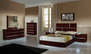 bedroom set main: details about picasso italian modern ebony lacquer bedroom set