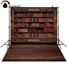 <b>Allenjoy Photography backdrops Book</b> shelf in Library graduation ...