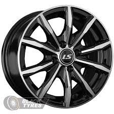 Диски LS Wheels 786 <b>6x16</b>/<b>4x100 D54</b>.<b>1</b> ET52 BKF
