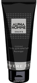 <b>Estel</b> Гель для Бритья <b>Alpha Homme</b> 100 мл | Shaving, Shopping