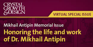of the hottest research topics in chemistry  acs axial your  this virtual special issue honors the life and work of dr mikhail antipin who led the x ray structural center at the institute of organoelement compounds
