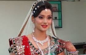 Image result for ASIAN INDIAN BRIDAL  MAKEUP