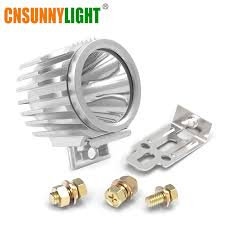 <b>CNSUNNYLIGHT Motorcycle LED</b> Spotlight 6W 1000Lm XML T6 ...