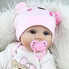 Yesteria Real Life Reborn Baby Dolls Girl Silicone ... - Amazon.com
