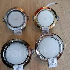 Комплект Софит + <b>лампа LED</b> Экола Ecola GX53 Акция - Свет и ...
