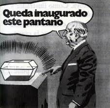 Resultado de imagen de CARICATURA DE fRANCO