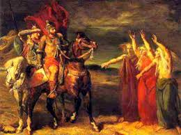 the evil theme in shakespeare    s macbeth   panmore institutemacbeth  shakespeare used the evil theme through the witches