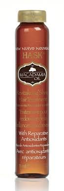 <b>Масло</b> для увлажнения волос <b>HASK Macadamia oil</b> с экстрактом ...