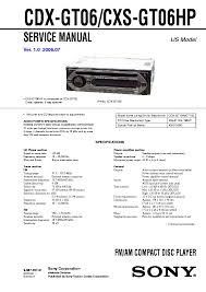 sony xplod 52wx4 wiring diagram wiring diagram and schematic design sony cdx wiring diagram diagrams base