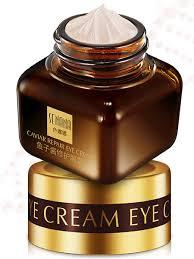 Ночной <b>крем для области вокруг</b> глаз с экстрактом чёрной икры ...