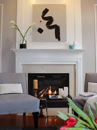 Interior Designing Of Living Room Before And After Fireplace Makeovers Hgtv