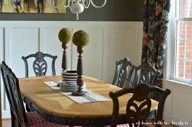 Stripping Dining Room Table Dining Room Archives At Home With The Barkers