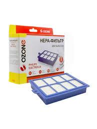 <b>Фильтр</b> HEPA для <b>пылесосов</b> PHILIPS, ELECTROLUX <b>Ozone</b> ...