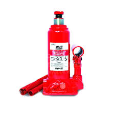 <b>Домкрат</b> бутылочный гидравлический, 4 т, 180-350 мм, <b>AVS HJ</b>-<b>B4T</b>