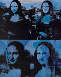 andy warhol mona lisa th century paintings lot 60