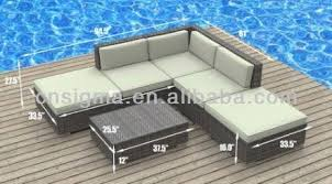 modern outdoor backyard wicker patio furniture sof cheap modern outdoor furniture