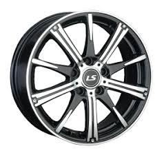 <b>LS</b> Wheels <b>LS 209</b> alloy wheels. Photos and prices | TyresAddict