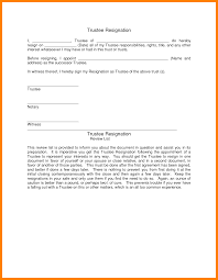 resignation form format writting review trustee resignation letter resignation form format writting review trustee resignation letter list provide information document question assitations preparation png
