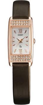 Японские наручные <b>часы Orient UBTY004W женские</b> кварцевые