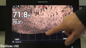 Take a Tour of <b>Raymarine's</b> New <b>Axiom</b> Sonar & GPS Units - YouTube