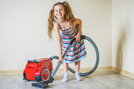 Image result for kids with chores