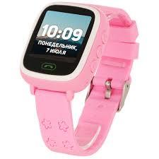 Купить <b>Часы</b> с GPS трекером <b>Geozon Lite</b> Pink (G-W05PNK) в ...