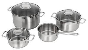Купить <b>Набор посуды Swiss Diamond</b> Premium Steel SD SET L4 7 ...