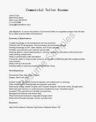 teller job  resume template how to write a resume for bank teller    job descriptions