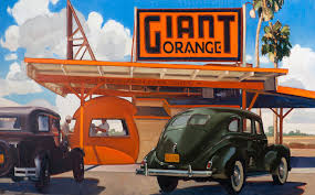 Image result for giant orange in California