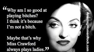Of 'Queen of the Quote' Bette Davis and aging birds via Relatably.com