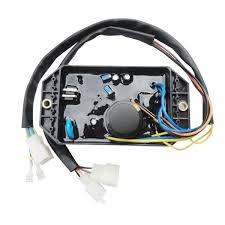 Diesel <b>Generator Voltage Regulator AVR</b> For 3-<b>5KW Kipor</b> Kama ...