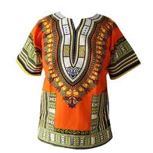 Buy <b>dashiki african dresses for</b> women free size and get free ...