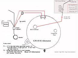 wiring diagram for a gm 3 wire alternator wiring 3 wire alternator wiring diagram 3 auto wiring diagram schematic on wiring diagram for a gm